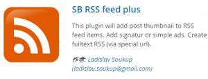 WordPressで、RSSで画像の表示をさせるのを試みる。